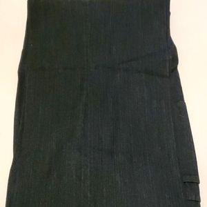 """JCP Liz & Co. 22W Stretch Navy Jeans NWT 32"""""""